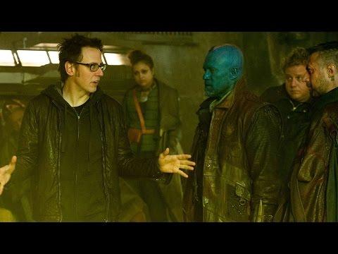 Gunn Shoots Down GUARDIANS OF THE GALAXY AVENGERS Crossover – AMC Movie News