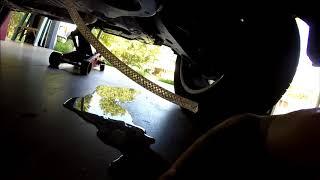 Repair Clogged A/C Condensation Drain - Lexus Rx350 Water In Floorboard