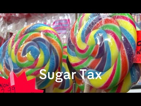 Sugar tax: should we have one?