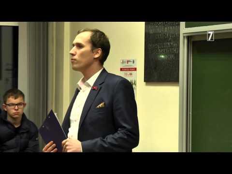 Konrad Berkowicz I Przemysław Wipler - Spotkanie W Krakowie