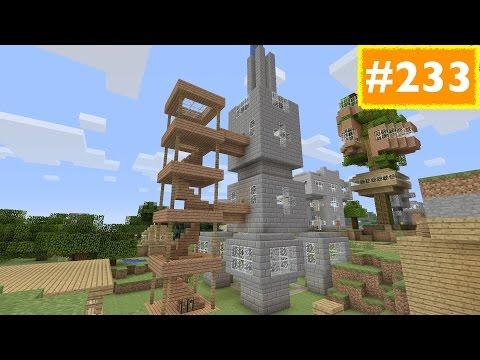 Minecraft - Выживание - #233 - К взлету готов! :)