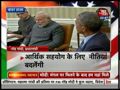 PM Modi, President Obama address a joint press meet