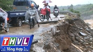 THVL | Người đưa tin 24G: Dự báo hôm nay, lũ quét có nguy cơ ập xuống hàng loạt tỉnh miền núi...