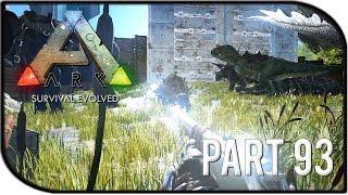 "ARK: Survival Evolved Gameplay Part 93 - ""Re-Fertilizer, New Dinos!"""