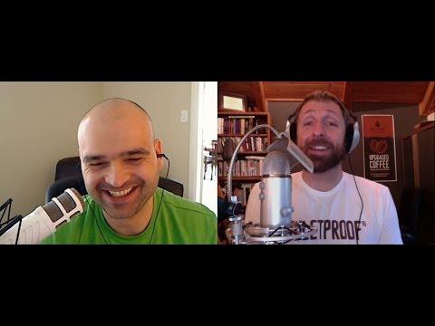 Singularity 1 on 1: Bulletproof Executive Dave Asprey on BioHacking
