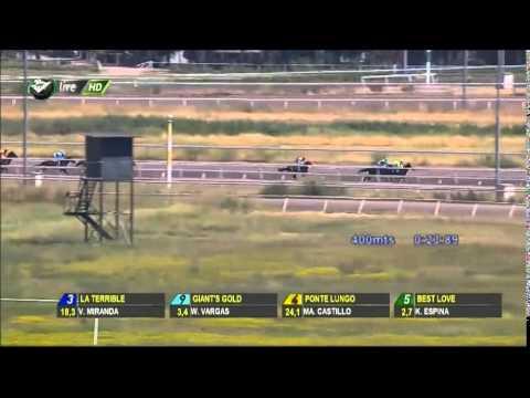 Vidéo de la course PMU PREMIO VACHERON H.