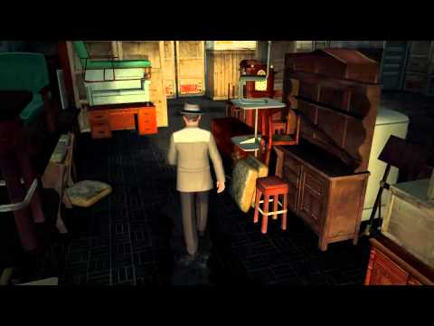 LA Noire - Vice Desk Case 1 - 5 Star - The Black Caesar - Part 2