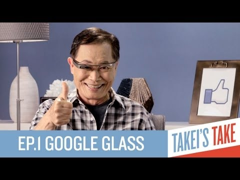 Takeiho postřehy: Google Glass