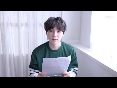 [2018 FESTA] BTS (방탄소년단) '소확행 List' - SUGA