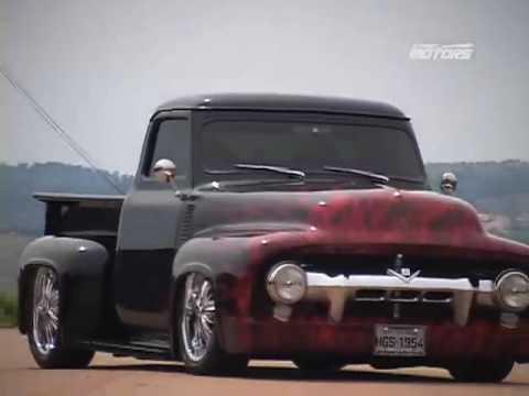 Pickup Ford F 100 V8 Custom Com Suspens 227 O A Ar Youtube