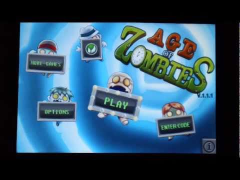 How to hack Age of Zombies on iPhone. iPod Touch and iPad.