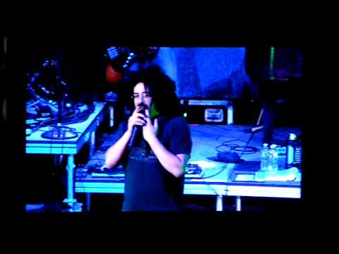 Counting Crows - Recovering The Satellites - Live at Red Rocks - 8/2/2012