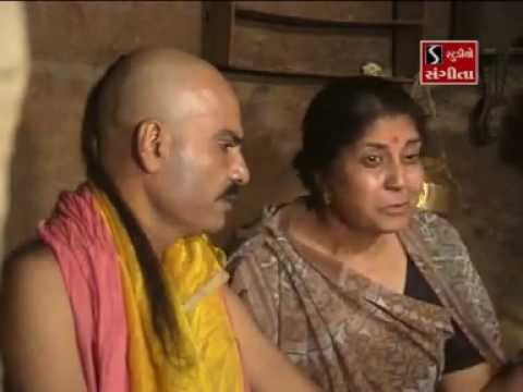 Bhikhudan Gadhvi - Krishna Sudama - Lord Krishna Bhajan video