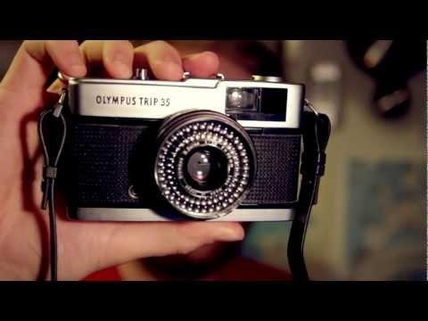Olympus Trip 35 camera review