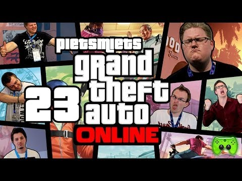 Gta Online # 23 - Creampie «» Let's Play Grand Theft Auto Online | Hd video