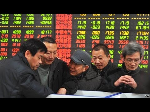 Chinese shares continue to slide