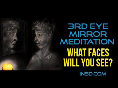 3rd Eye Mirror Meditation   in5d.com