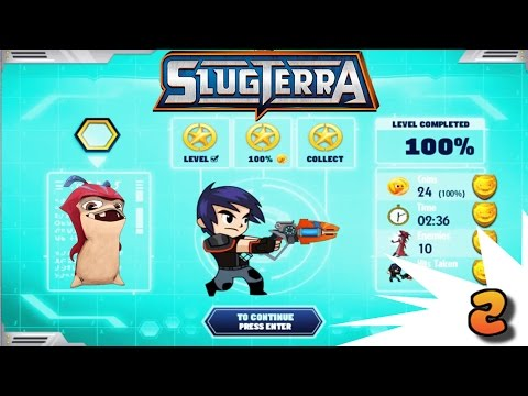 Battle for Slugterra: CARNERO – Gameplay niños español - Bajoterra - Parte 2