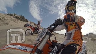 The Ronnie Renner Freeride Tour By GoPro At Little Sahara Dunes: Stop 3