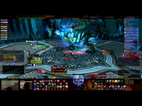 Sindragosa 10 Man Normal DPS Strategy POV
