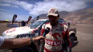 ORLEN Team  Dakar 2015: stage 8