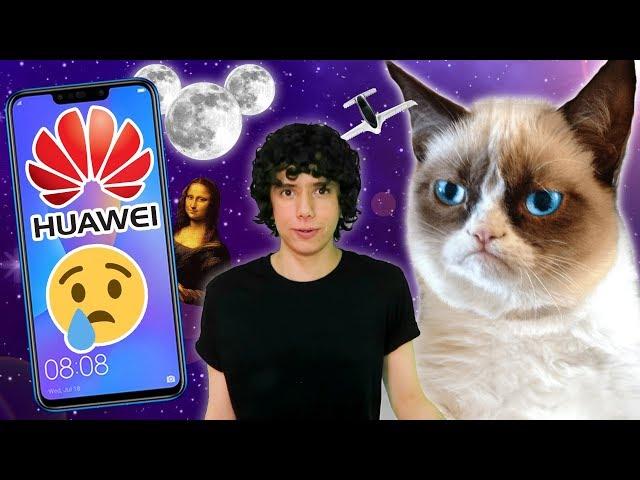 VAN A CLONAR A GRUMPY CAT?? - SE ACABГ HUAWEI?