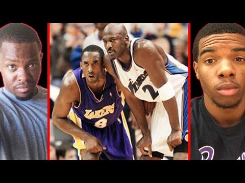 KOBE BRYANT VS MICHAEL JORDAN REMATCH! - NBA LIVE 2003 | #ThrowbackThursday ft. Juice