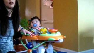 Safety 1st walker product features/review
