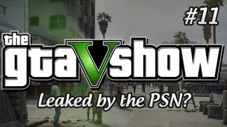 GTA V Show - Official PlayStation Site Leaks GTA 5 Info?