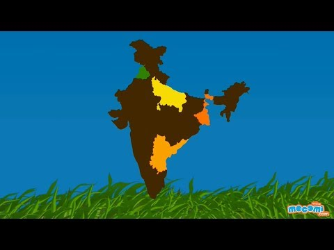 Food Crops of India   Mocomi Kids