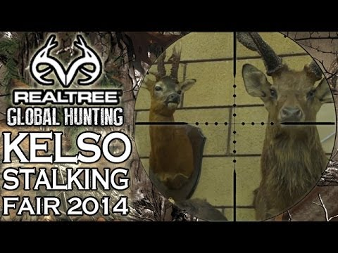 Kelso Deer Stalking Fair 2014: The Latest Deer Stalking Gear!