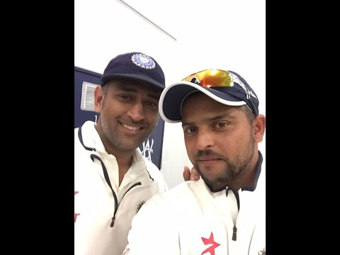 MS Dhoni Retires From Test Cricket 30/12/2014