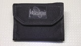 Gear Review: Maxpedition CMC Wallet