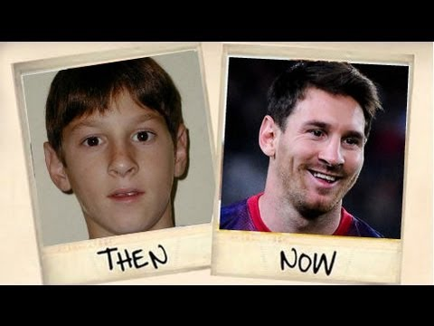 Footballers Before They Were Famous! | Vol.2 - YouTube