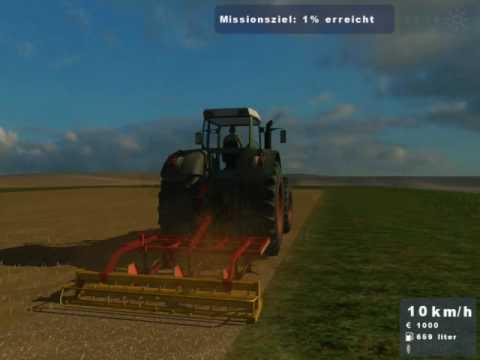 Offizieller Landwirtschafts-Simulator 2009 Trailer