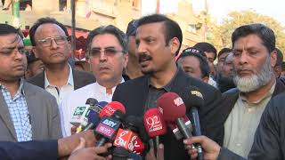 Faisal shazwari | Amir khan | MQM Pakistan | Media talk
