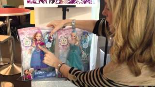 Disney FROZEN toys #DisneyFrozenEvent