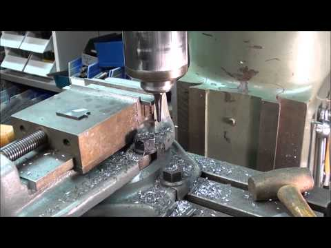 MACHINE SHOP TIPS #118 Making a Form Profile Lathe Tool tubalcain