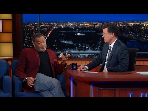 Laurence Fishburne Talks Oscars, Race & 'Black-ish'