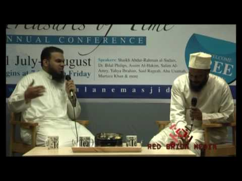 Speaker interview (Chai Chat) - Sheikh Bilal Philips- Part 1