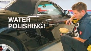 WATER POLISHING: How to Polish Paint with just Water