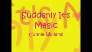Watch Cunnie Williams Suddenly It