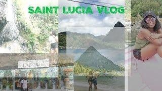 Saint Lucia Vlog