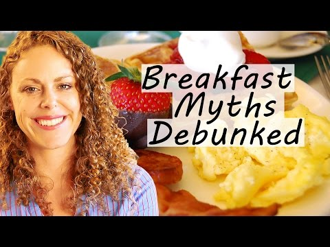Healthy Breakfast Myths Debunked – Healthy Breakfast Ideas & Weight Loss Tips