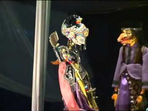 Wayang Golek (asep Sunandar Sunarya) video