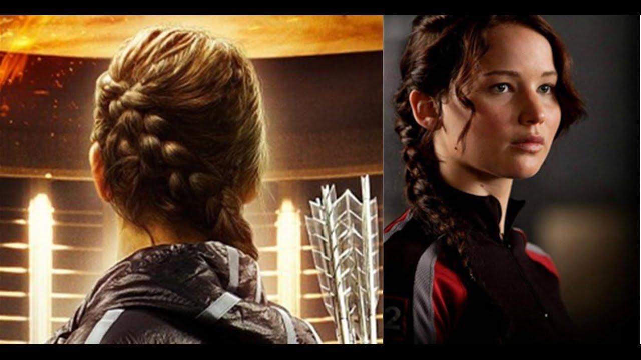 comment se coiffer comme katniss