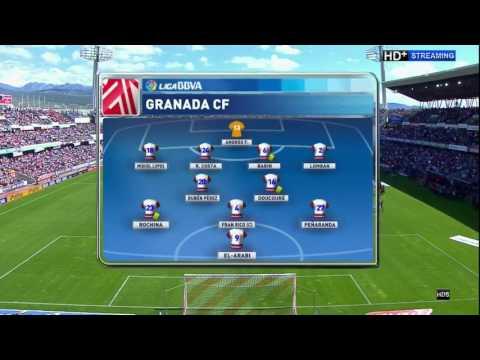 Barcelona vs Granada 3-0 HD Extended Highlights
