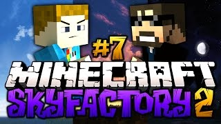 "Minecraft | SkyFactory 2 (Modded SkyBlock) - Ep: 7 ""WHO WINS"""