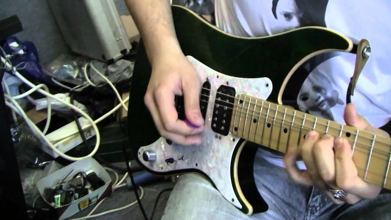 ХАКИ. Мастер-класс по игре на гитаре от Вэла TravelBook.TV