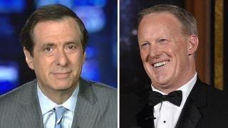 Kurtz: Pundits give Spicer a scarlet letter